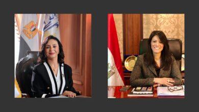 صورة التعاون الدولي والقومي للمرأة يناقشان تطورات الخطة التنفيذية لمحفز سد الفجوة بين الجنسين