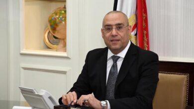صورة وزير الإسكان يتابع الموقف التنفيذى لمشروعات المبادرة الرئاسية حياة كريمة الجارى