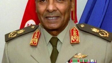 صورة القيادة العامة للقوات المسلحة تنعى المشير / محمد حسين طنطاوى …