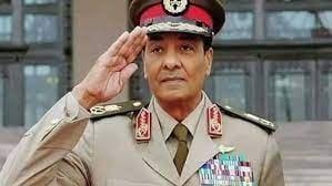 صورة محافظ القاهرة ينعي السيد المشير الراحل / محمد حسين طنطاوي