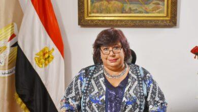 صورة وزيرة الثقافة تعلن انطلاق الفعاليات الإبداعية لمبادرة حياة كريمة فى مركز الوقف بقنا