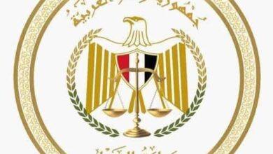 صورة وزير العدل يفتتح مجمع محاكم شمال دمنهور الجديد