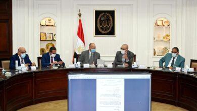 صورة الإسكان ومحافظ القاهرة يتابعان الموقف التنفيذى لمشروع تطوير منطقة مثلث ماسبيرو