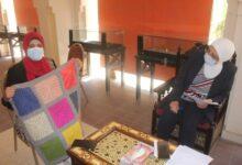 صورة وزيرة الثقافة تعلن بدء اختبارات الدفعة الثالثة من صنايعية مصر