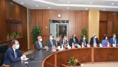 صورة رأس المهندس طارق الملا وزير البترول والثروة المعدنية الاجتماع الأول للجنة العليا لمؤتمر ومعرض مصر الدولى للبترول إيجبس 2022
