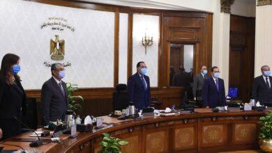 صورة مجلس الوزراء يقف دقيقة حدادًا على روح المشير طنطاوي