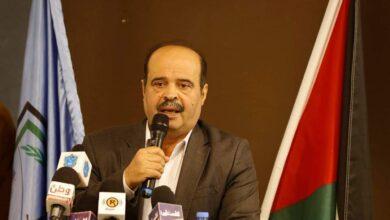 صورة وكيل وزارة الإعلام الفلسطينية: تشكيل لجنة فلسطينية مصرية لتفعيل دور الإعلام تجاه القضية الفلسطينية