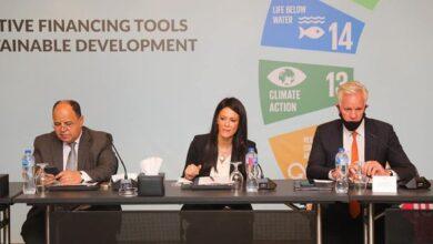 صورة تنفيذ توصيات منتدى مصر للتعاون الدولي والتمويل الإنمائي