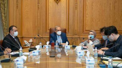 صورة وزير الدولة للإنتاج الحربى يبحث مع وفد كوري جنوبي سبل التعاون المشترك في مجال إدارة المخلفات