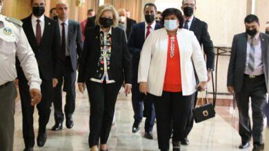 صورة مصر توقع اتفاقية للتعاون الثقافي والفني مع الأردن في مجالات المكتبات والمؤتمرات والفنون وثقافة الطفل والترجمة