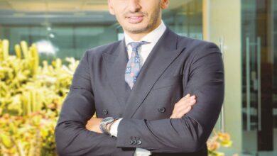 صورة كريم موسى، الرئيس التنفيذى لشركة Vortex Energy المدارة بواسطة قطاع الاستثمار المباشر بالمجموعة المالية