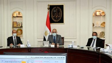 صورة وزير الإسكان يتابع الموقف التنفيذى للوحدات السكنية بالمبادرة الرئاسية سكن لكل المصريين لمحدودي ومتوسطى الدخل