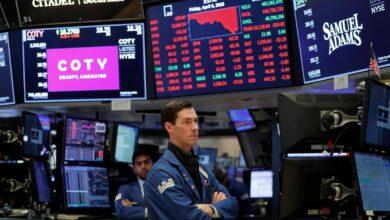 صورة الأسهم الأمريكية تغلق الإثنين على ارتفاع وسط مكاسب أسهم التكنولوجيا