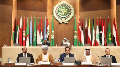 صورة رئيس البرلمان العربي: نواصل التحرك الدولي لدعم القضية الفلسطينية