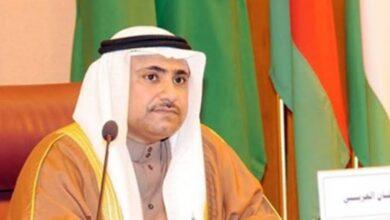 صورة رئيس البرلمان العربي: نقدر وندعم الجهود الكبيرة لجلالة ملك الأردن في حماية المقدسات بالقدس الشريف